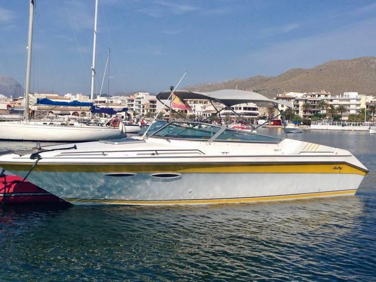 SEA RAY 260 CC